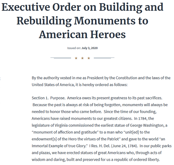 2020-07-06__Trump Executi Order 013
