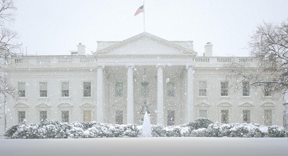 Washington. White House. 001