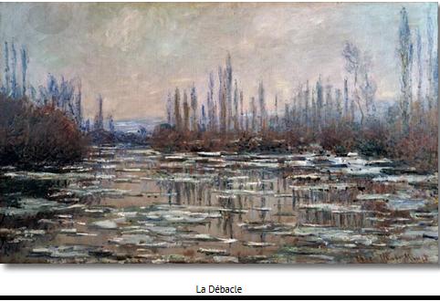 Monet. La Debacle. 001