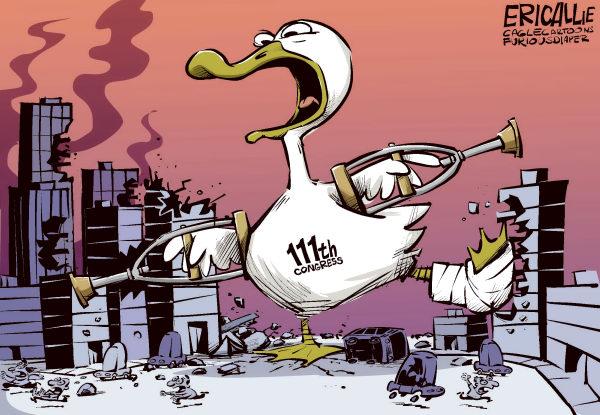 Lame Duck 003