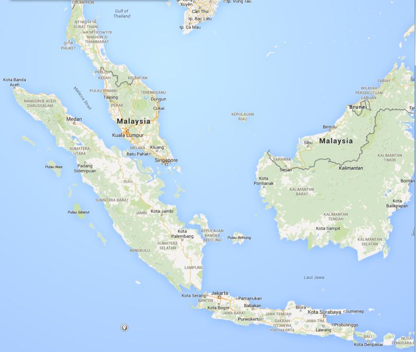 Malesia, Indonesia, Stretto di Malacca 001