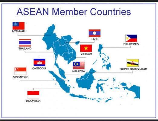 Asean Member Countries 001