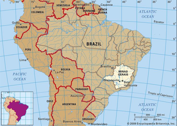 Brasile. Minas Gerais 002
