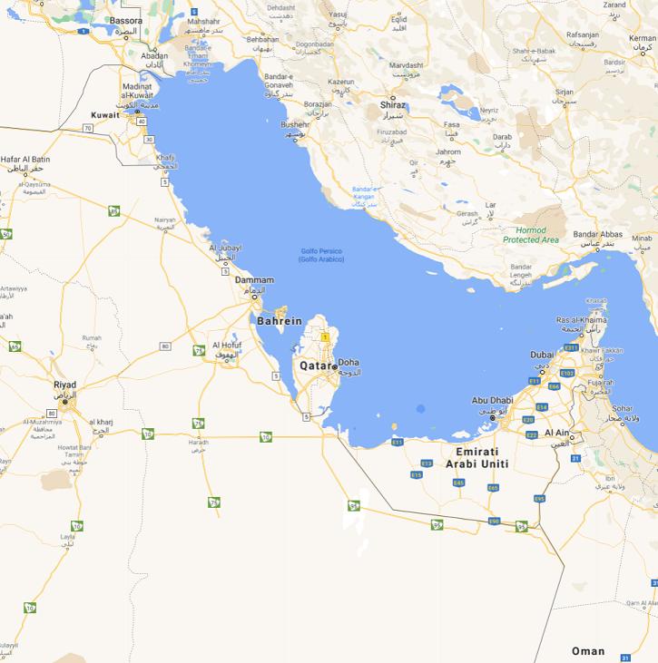Golfo Persico Qatar 001