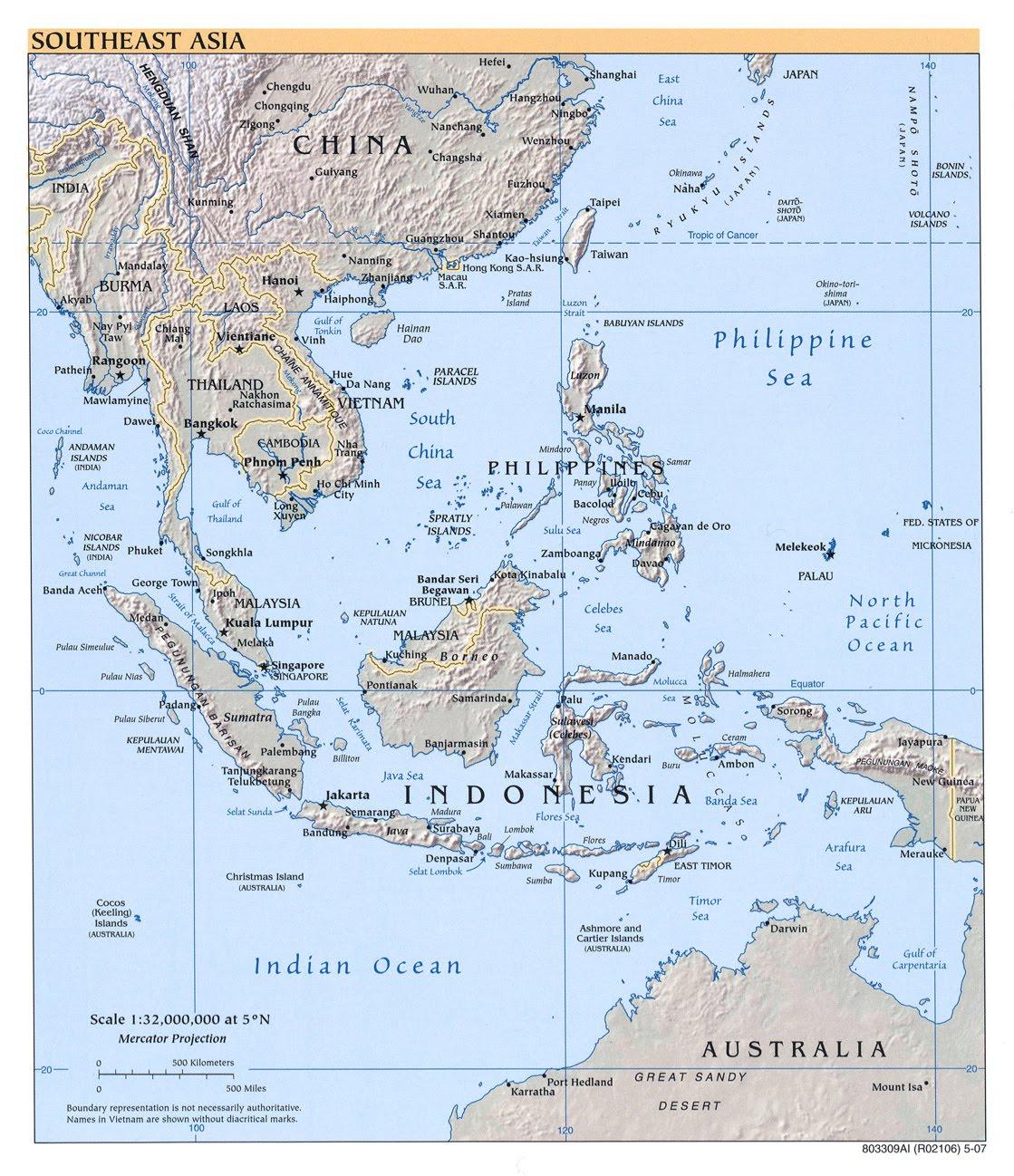 Asia Sud Est 001