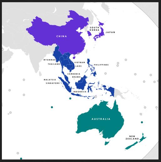 Rcep Regional Comprehensive Economic Partnership 013