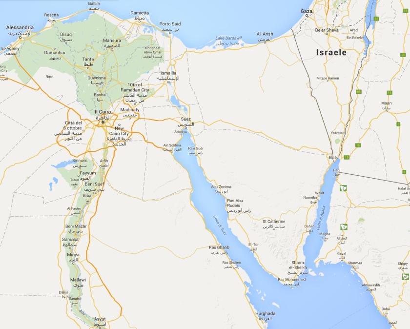 Egitto e Sinai 001