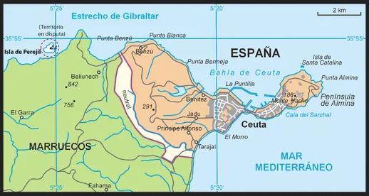 Marocco Ceuta 001